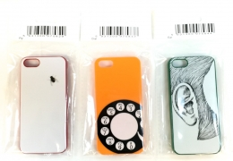 i-Phone 5 Case Fly, Dial, Ear Assorted