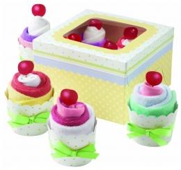 Cupcake Layette Game Kit