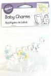 Baby charms MOON & STARS