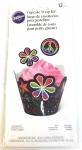 Cupcake Wrap N Pix Neon Party