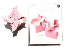 Pinwheel Favor Box Pink