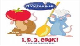 Disney Pixar: 1,2,3 Cook